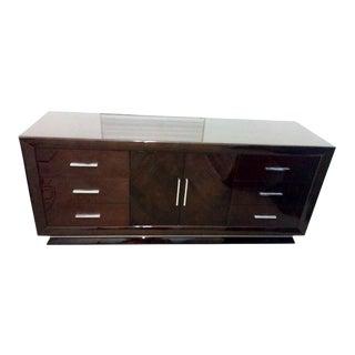 Excelsior Designs Italian High Gloss Veneered Dresser