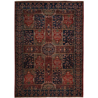 "Ziegler Hand Knotted Area Rug - 6'10"" X 9'6"""