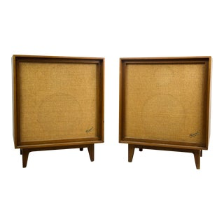 Vintage Bozak B-302A Speakers - A Pair