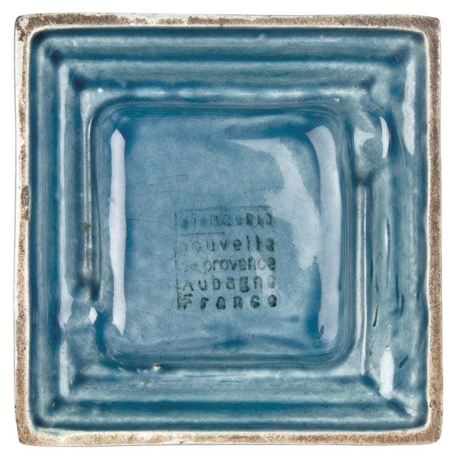 Image of Vintage French La Paix Ceramic Ashtray