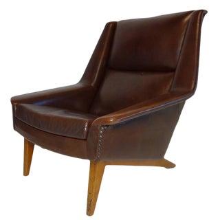 Vintage Danish Midcentury Folke Ohlsson Chair