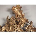 Image of Italian Rococo Gilt Resin Wall Mirrors - A Pair