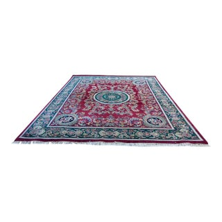 Hand Knotted Feizy Rug - 8' X 10'