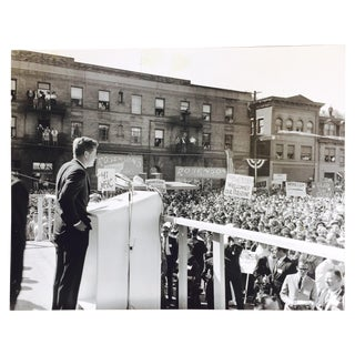 Charles Teenie Harris Original JFK Rally Photo