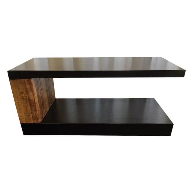 Rustic Modern Coffee Table - Image 1 of 6