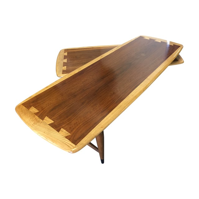 Lane Acclaim Dovetail Swing Out Coffee Table Chairish