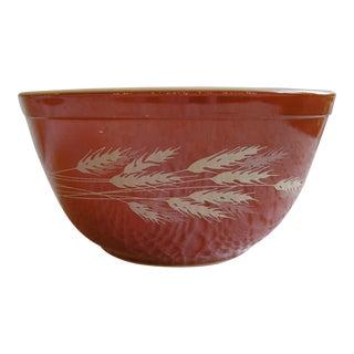 Pyrex Autumn Harvest Mixing Bowl
