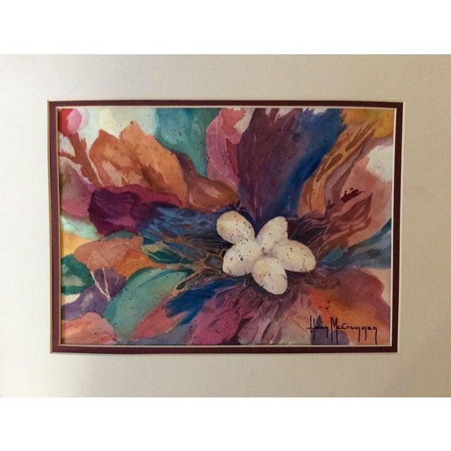 Image of Helen McCrummen Floral Watercolor