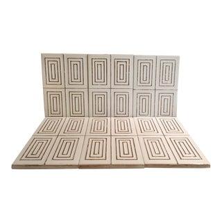 Lane Cosmopolitan MCM Table Replacement Tiles
