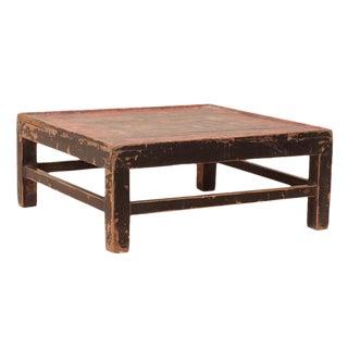 Sarreid Ltd. C. 1920 Chinese Tea Table