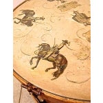 Image of Equestrian Drum Table