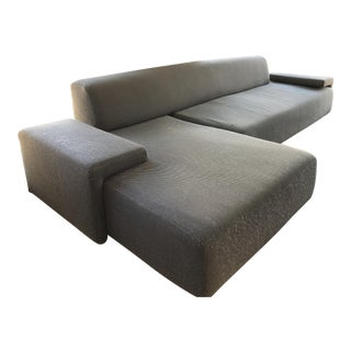 Moroso Gray Sectional