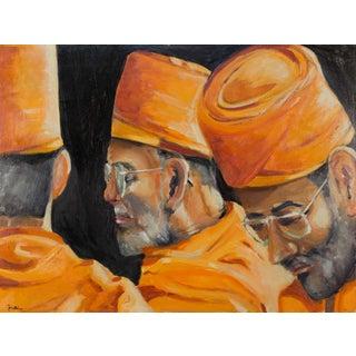"""""""Decisions"""" Original Oil Painting"""