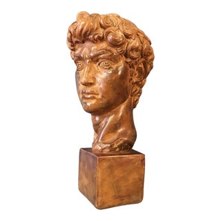 Vintage Reproduction of Tomaso Sani Bust