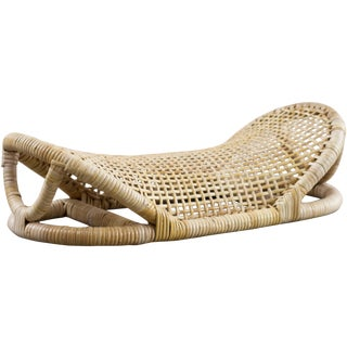 Wicker Curved Head or Footrest