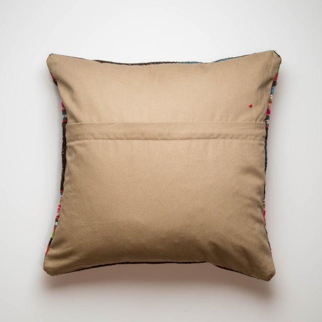 Turkiish Kilim Pillowcase - Image 3 of 3