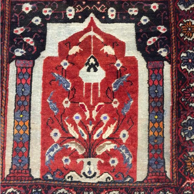 Baluchi Handmade Persian Rug - 2′6″ × 4′2″ - Image 4 of 11