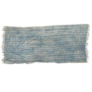 "Vintage African Textile Throw - 3'2"" X 6'9"""