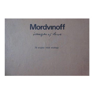 Nicolas Mordvinoff Images of Love Relief Etchings 100/100