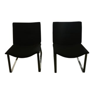 "BoConcept ""Jet Chair"" Accent Chairs - A Pair"