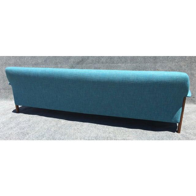 Vintage Danish Modern Sofa 25