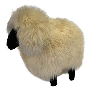 Lalanne Style Sheep Figure