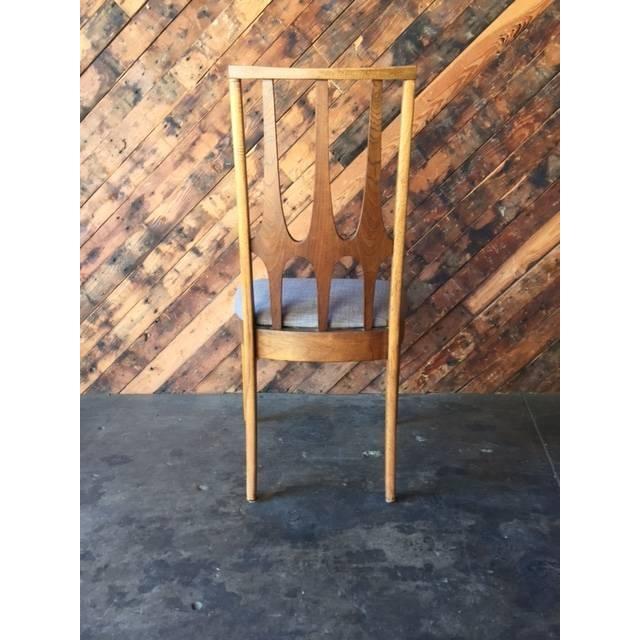 Mid-Century Broyhill Brasilia Dining Chair - Image 4 of 5