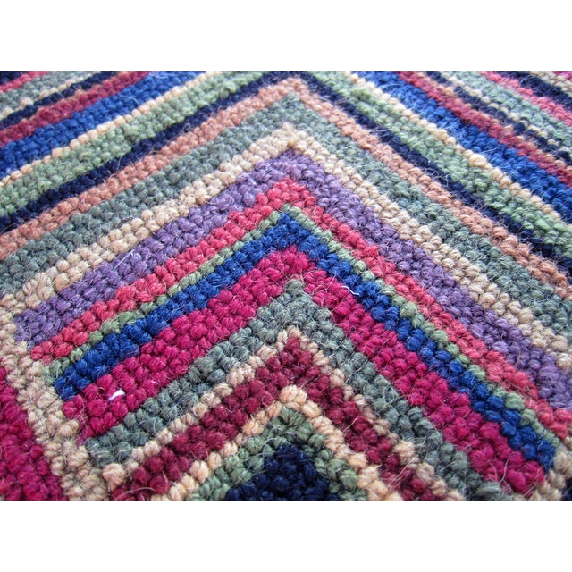 "Basket Weave Pattern Rug - 8'8"" x 10'3"" - Image 5 of 6"