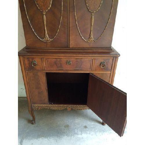 Batesville Vintage Wooden Cabinet - Image 6 of 8