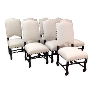 Grand Legacy Dining Chairs - Set of 8