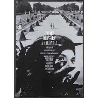 """Last Year at Marienbad"" Film Poster"