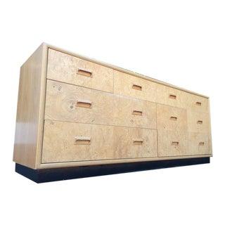 Henredon 'Scene Two' Collection Olive Burl Dresser