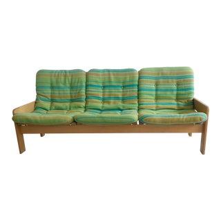 Mid-Century Sofa by Yngve Ekstrom for Swedese