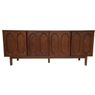 Dixie Mid-Century Inset Panel Sideboard