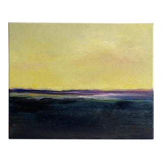 Bonnie Brinkley Gagnon Montauk Oil Painting