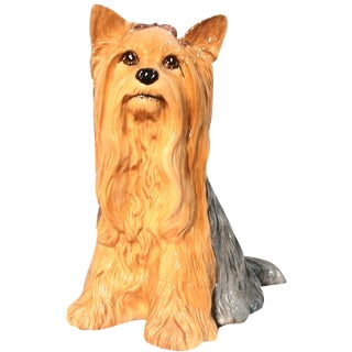 Porcelain Beswick Yorkshire Terrier