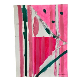 """No. 9"" Original Painting by Jessalin Beutler"