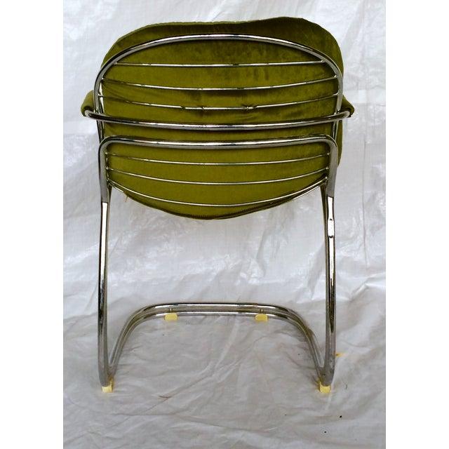 Sabrina Chairs by Gastone Rinaldi - S/6 - Image 4 of 9