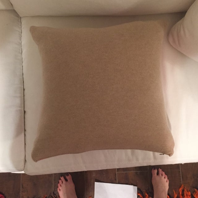 Rani Arabella Love Square Pillow - Image 3 of 3