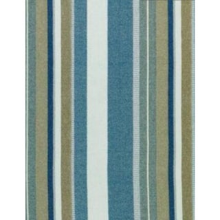 Duralee Quintessence Blue & Green Fabric - 5 Yards
