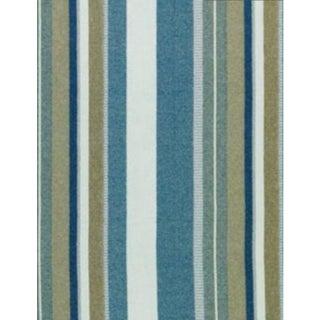 Duralee Quintessence Blue & Green Fabric - 5 Yards