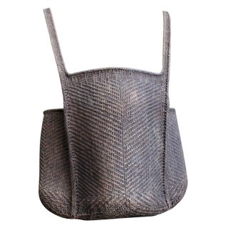 Rattan Carrying Backpack