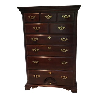 Thomasville Collectors Cherry Chest of Drawers
