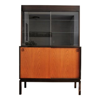 Harvey Probber Display Cabinet Hutch