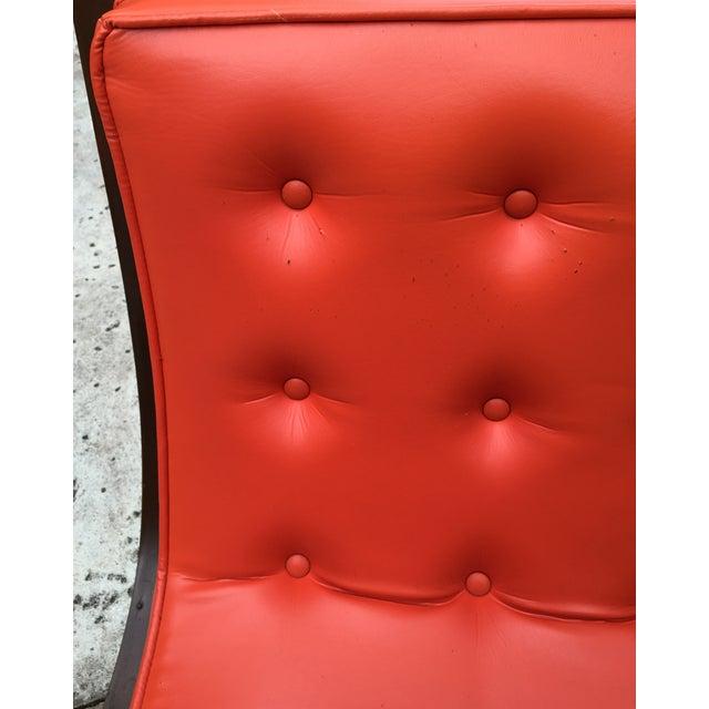 "Mid Century Modern ""Scoop"" Chair - Image 6 of 10"