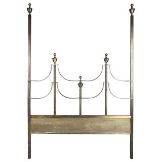 Mastercraft Full Size Brass Headboard