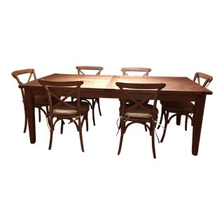 Restoration Hardware Dining Set