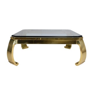Mid -Century Mastercraft Coffee Table