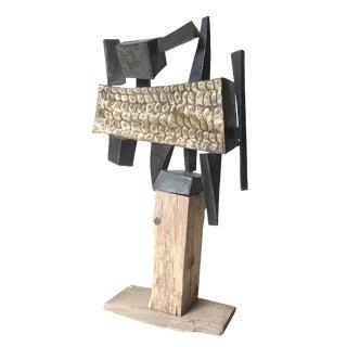 Paul Evans Style Brutalist Sculpture