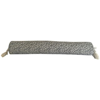 Custom Bolster Pillow